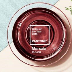 Pantone Announced 2015 Color of the Year: Marsala